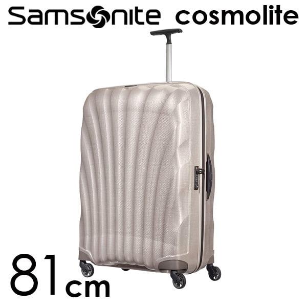 Samsonite スーツケース Cosmolite3.0 コスモライト3.0 81cm パール 73352-167/V22-15-307
