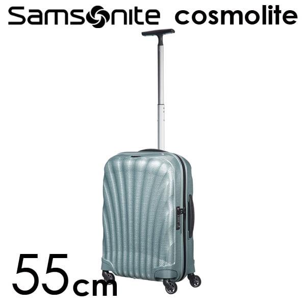 Samsonite スーツケース Cosmolite3.0 コスモライト3.0 55cm アイスブルー V22-51-302
