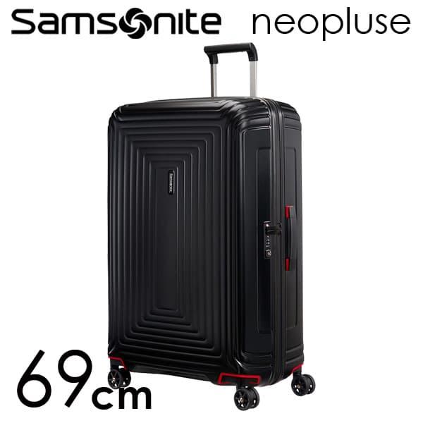 Samsonite スーツケース Neopulse ネオパルス スピナー 69cm マットブラック 65753-4386