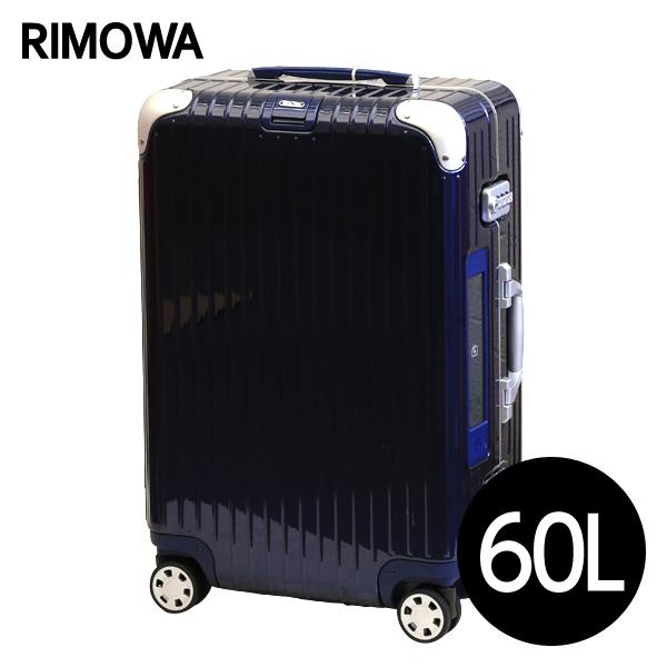 Rimowa スーツケース LIMBO E-Tag 60L ナイトブルー 882.63.21.5