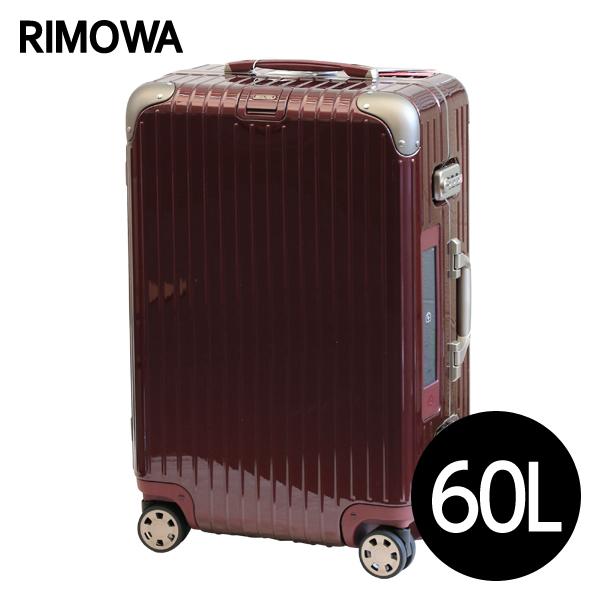 Rimowa スーツケース LIMBO E-Tag 60L カルモナレッド 882.63.34.5