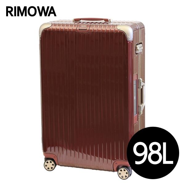 Rimowa スーツケース LIMBO E-Tag 98L カルモナレッド 882.77.34.5【他商品と同時購入不可】
