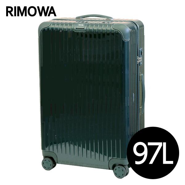 Rimowa スーツケース BOSSA NOVA 97L ジェットグリーン/グリーン 870.73.40.4【他商品と同時購入不可】