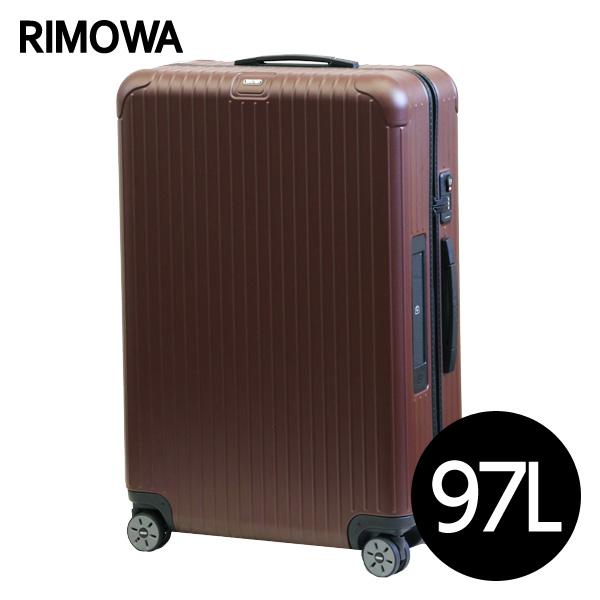Rimowa スーツケース LIMBO E-Tag 97L カルモナレッド 811.77.14.5【他商品と同時購入不可】