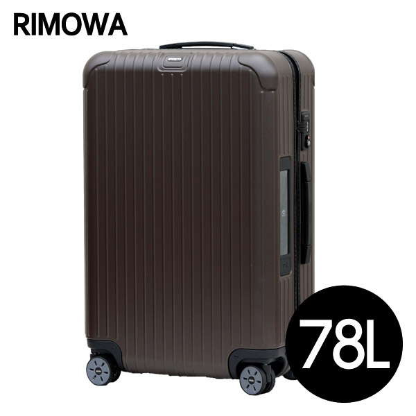 Rimowa スーツケース SALSA E-Tag 78L マットブロンズ 811.70.38.5