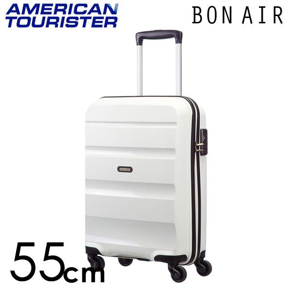 サムソナイト アメリカンツーリスター ボンエアー 55cm ホワイト