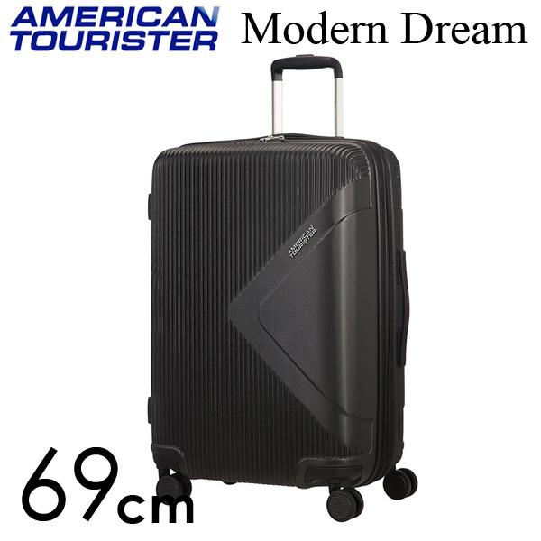 サムソナイト アメリカンツーリスター モダンドリーム 69cm EXP ユニバースブラック