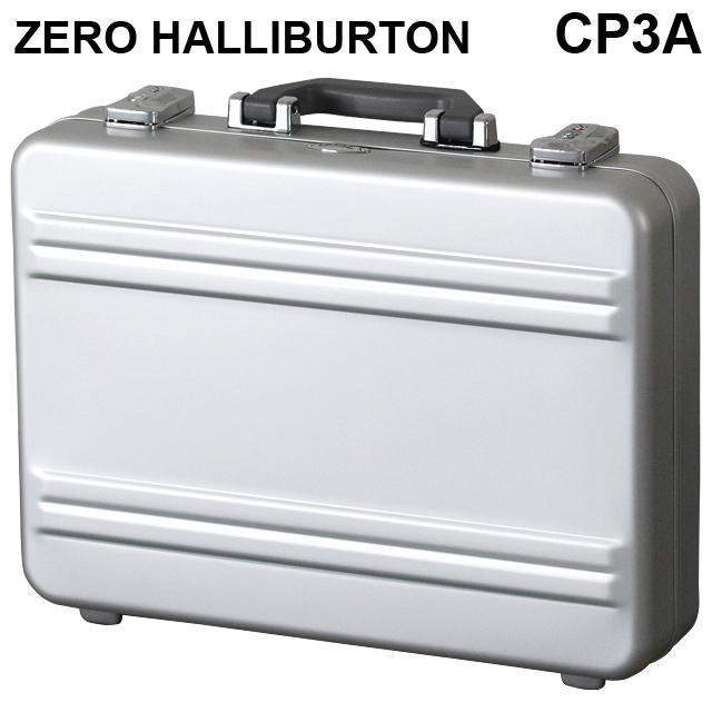 ゼロハリバートン ZERO HALLIBURTON Pシリーズ プレミアシリーズ2 アタッシュケース シルバー A3対応 94332 CP3A-SI