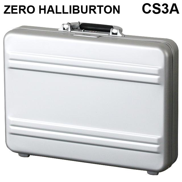 ゼロハリバートン ZERO HALLIBURTON SLシリーズ スリムラインシリーズ2 アタッシュケース シルバー A3対応 94353 CS3A-SI