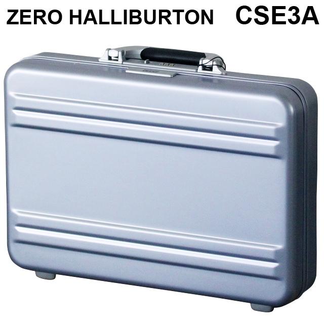 ゼロハリバートン ZERO HALLIBURTON SLシリーズ スリムラインシリーズ2 アタッシュケース ポリッシュブルー B4対応 94351 CSE3A-PB