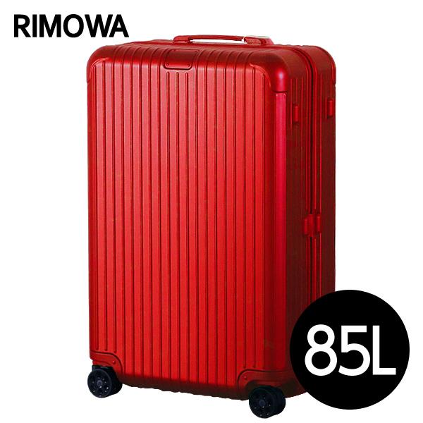 リモワ RIMOWA スーツケース エッセンシャル チェックインL 85L グロスレッド ESSENTIAL Check-In L 832.73.65.4