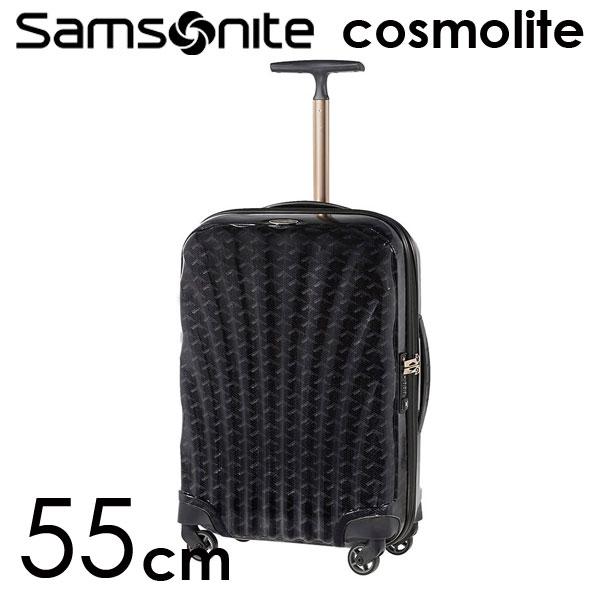 Samsonite スーツケース Cosmolite3.0 コスモライト3.0 55cm TD ブラックプリント 115312-2878