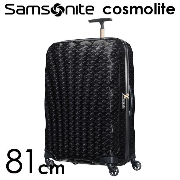 Samsonite スーツケース Cosmolite3.0 コスモライト3.0 81cm TD ブラックプリント 115315-2878
