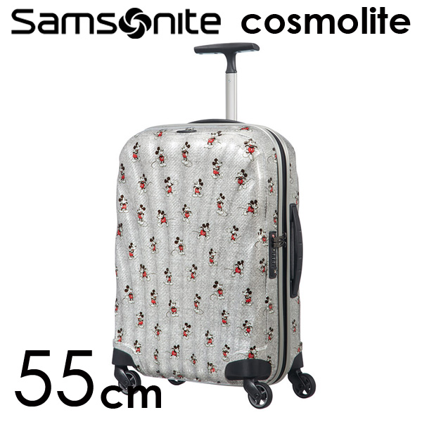 Samsonite スーツケース Cosmolite3.0 コスモライト3.0 55cm ディズニーエディション ミッキー 111179-7405