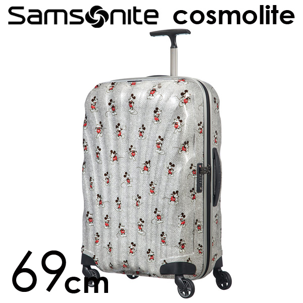 Samsonite スーツケース Cosmolite3.0 コスモライト3.0 69cm ディズニーエディション ミッキー 111180-7405