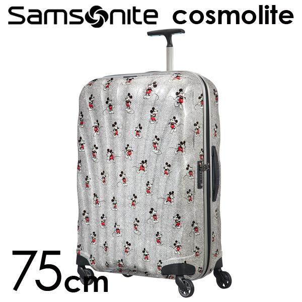 Samsonite スーツケース Cosmolite3.0 コスモライト3.0 75cm ディズニーエディション ミッキー 111181-7405