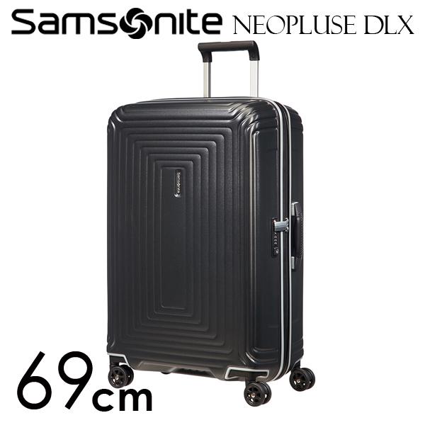 Samsonite スーツケース Neopulse DLX ネオパルス デラックス 69cm マットチタニウム 92033-6494
