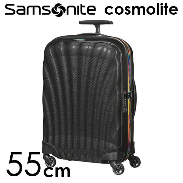 Samsonite スーツケース Cosmolite Limited Edition コスモライト リミテッド エディション 55cm イリディセント 129443-7516