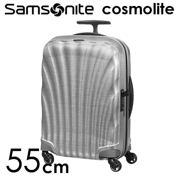 Samsonite スーツケース Cosmolite Limited Edition コスモライト リミテッド エディション 55cm アルミニウム 73349-1004