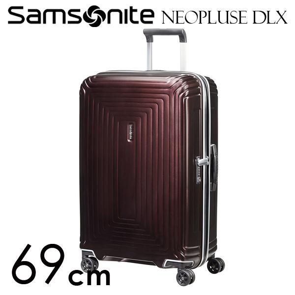 Samsonite スーツケース Neopulse DLX ネオパルス デラックス スピナー 69cm マットポート 92033-7961