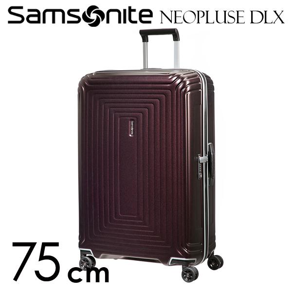 Samsonite スーツケース Neopulse DLX ネオパルス デラックス スピナー 75cm マットポート 92034-7961