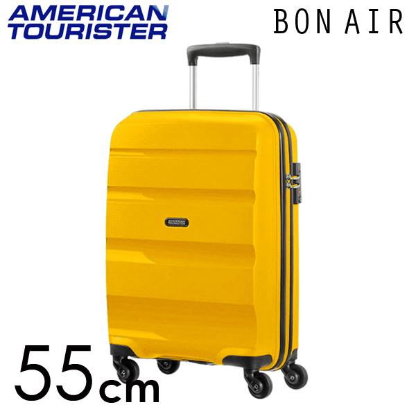 Samsonite スーツケース American Tourister Bon Air アメリカンツーリスター ボンエアー 55cm ライトイエロー 59422-2347