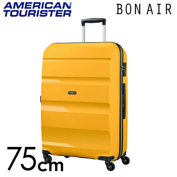 Samsonite スーツケース American Tourister Bon Air アメリカンツーリスター ボンエアー 75cm ライトイエロー 59424-2347