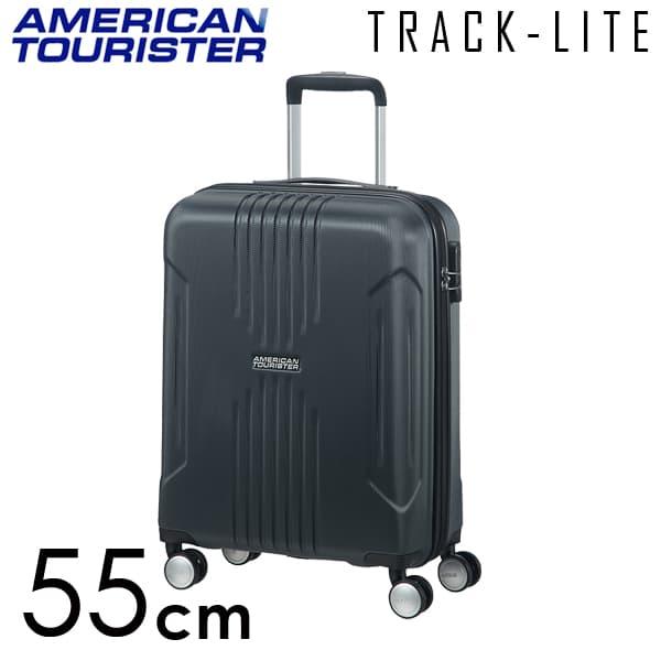 Samsonite スーツケース American Tourister TRACKLITE アメリカンツーリスター トラックライト EXP 55cm ダークスレート 88742-1269