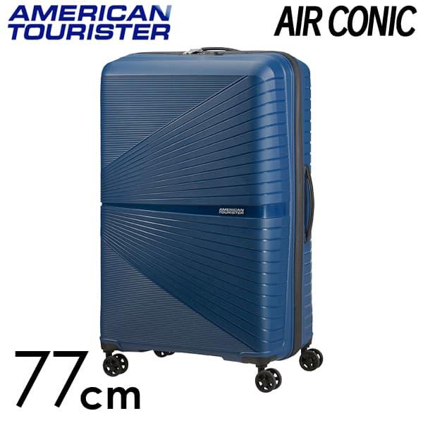 Samsonite スーツケース American Tourister AIRCONIC アメリカンツーリスター エアーコニック EXP 77cm ミッドナイトネイビー 128188-1552【他商品と同時購入不可】
