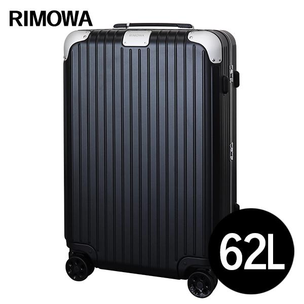 リモワ RIMOWA スーツケース ハイブリッド チェックインM 62L マットブラック HYBRID Check-In M 883.63.63.4
