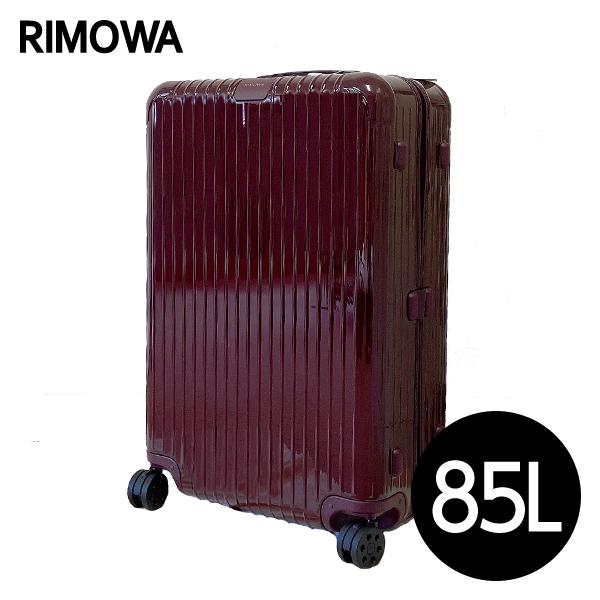 リモワ RIMOWA スーツケース エッセンシャル チェックインL 85L ベリーパープル ESSENTIAL Check-In L 832.73.87.4