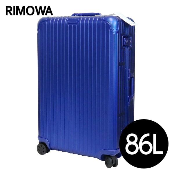 リモワ RIMOWA スーツケース オリジナル チェックイン L 86L マリンブルー ORIGINAL Check-In L 925.73.05.4【他商品と同時購入不可】