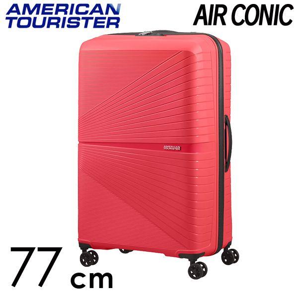 Samsonite スーツケース American Tourister AIRCONIC アメリカンツーリスター エアーコニック 77cm EXP パラダイスピンク【他商品と同時購入不可】