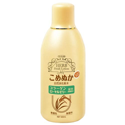 東京企画 米ぬか化粧水 500ml