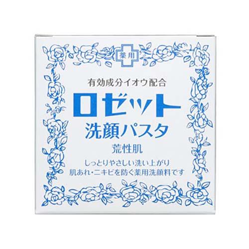 ロゼット 洗顔料 洗顔パスタ 荒性肌 90g【医薬部外品】