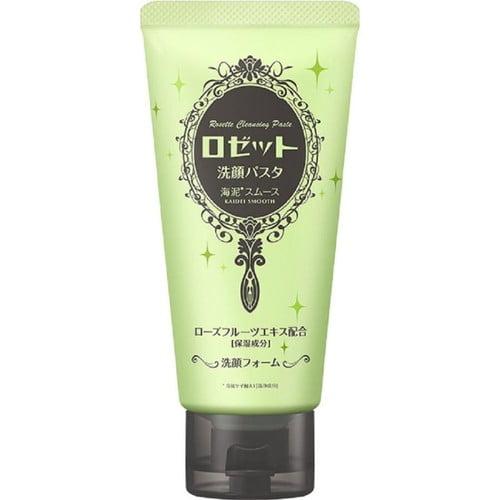 ロゼット 洗顔料 洗顔パスタ 海泥スムース 120g