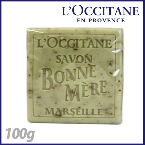 loccitane ボンメール ソープヴァーベナ 100g 25SA100V12