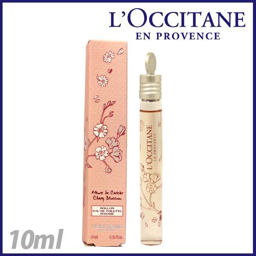 loccitane チェリーブロッサム オードトワレロールタッチ 10ml