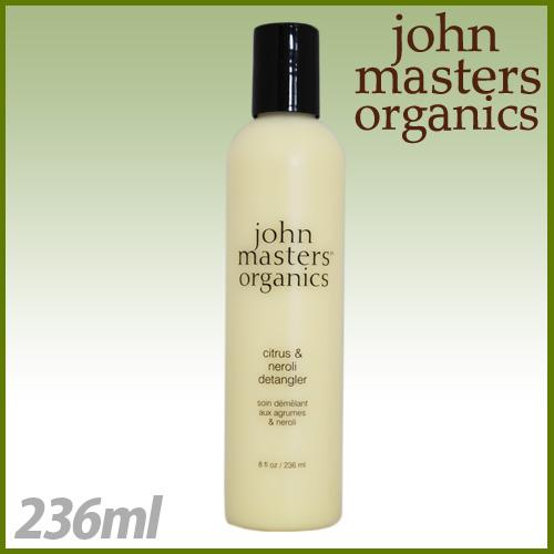ジョンマスターオーガニック シトラス&ネロリ デタングラー 236ml / John Masters Organics