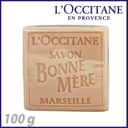 loccitane ボンメール ソープピーチ 100g 25SA100P15