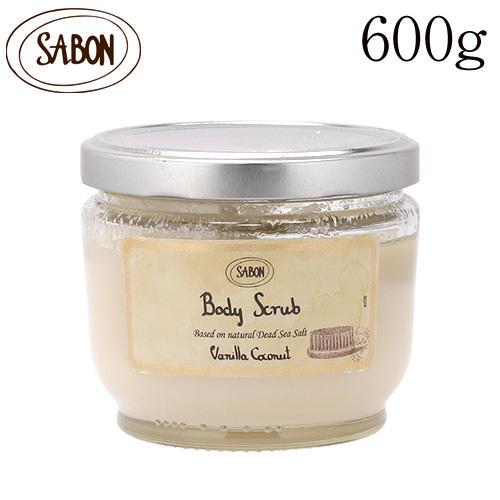 SABON ボディスクラブ バニラココナッツ 600g