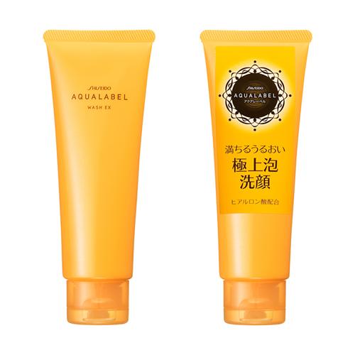 資生堂 アクアレーベル 豊潤泡洗顔フォーム 110g