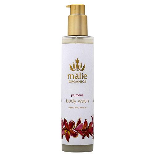 Malie Organics マリエオーガニクス ボディウォッシュ プルメリア 244ml