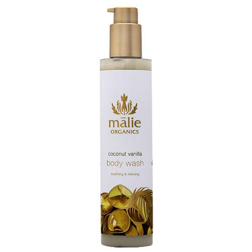 Malie Organics マリエオーガニクス ボディウォッシュ ココナッツバニラ 244ml
