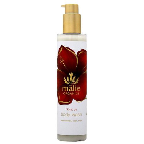 Malie Organics マリエオーガニクス ボディウォッシュ ハイビスカス 244ml