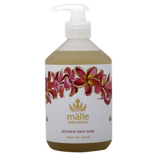 Malie Organics マリエオーガニクス ハンドソープ プルメリア 473ml