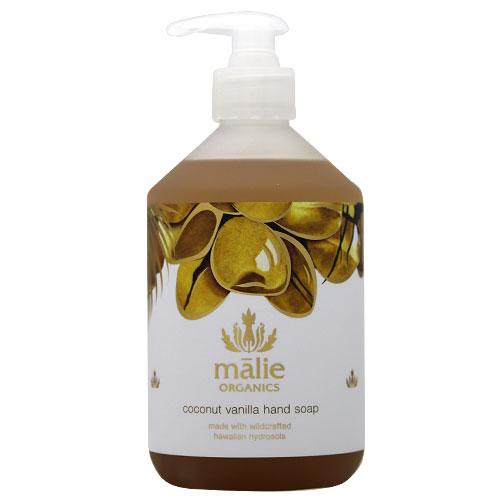 Malie Organics マリエオーガニクス ハンドソープ ココナッツバニラ 473ml
