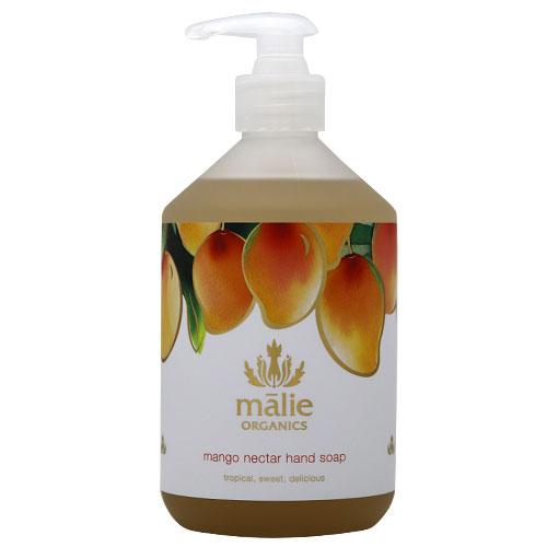 Malie Organics マリエオーガニクス ハンドソープ マンゴーネクター 473ml