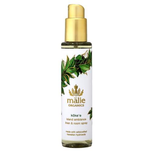 Malie Organics マリエ オーガニクス リネン&ルームスプレー コケエ 148ml