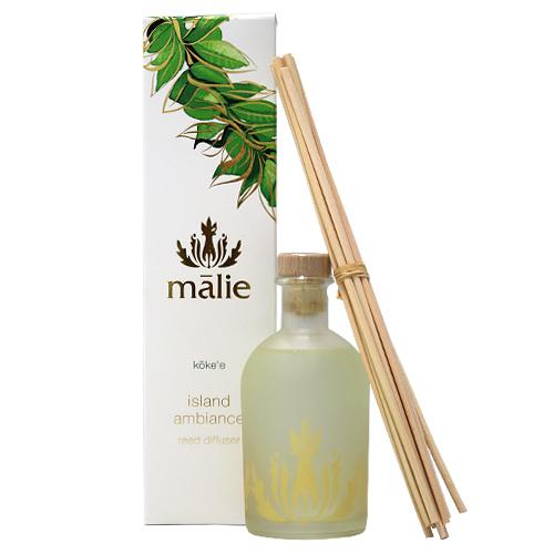 Malie Organics マリエ オーガニクス リードディフューザー コケエ 240ml